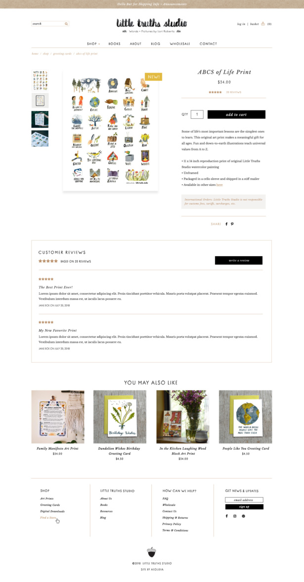 Product Descriptions That Sell Product Page Best Practices For Shopify And Ecommerce Aeolidia Ecommerce Web Design Ecommerce Web Design