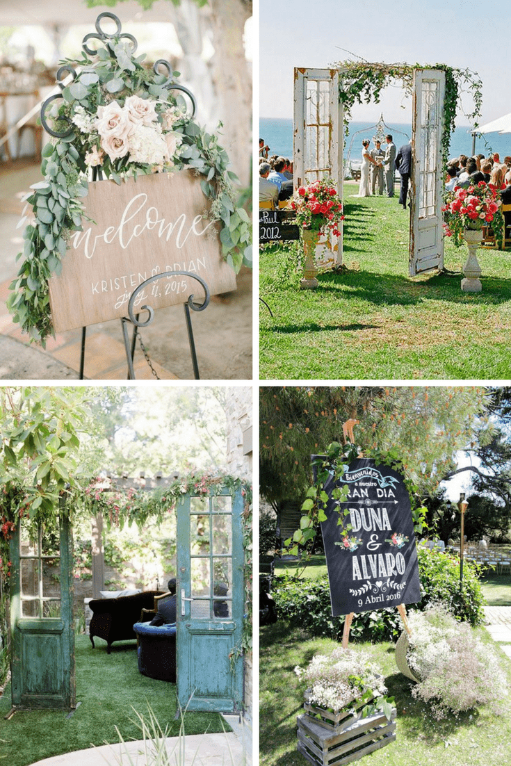 Ideas para decorar una ceremonia civil diario de una - Adornos boda civil ...