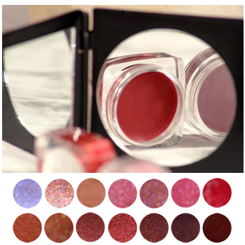 Lip Creme, by Ancient Stones. Lead-free lip creams created with mineral colors for a naturally gorgeous look! 14 shades, which can be combined with Ancient Stones eyeshadow colors to generate even more colors. Ships free!