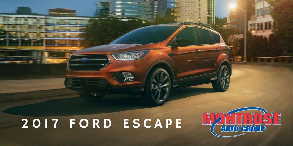 2017 Ford Escape 2017 Ford Escape Ford Escape 2019 Ford