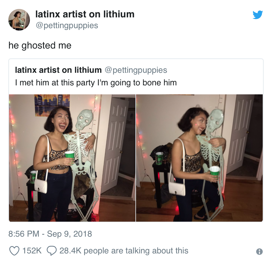20+ Hilarious Tweets For Anyone Who's Ever Ghosted Someone