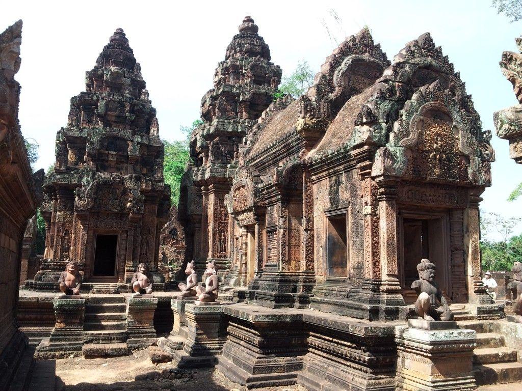 Ancient Temples in Cambodia Ancient Angkor Wat