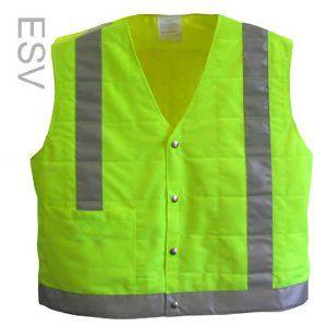 Techniche Evaporative Cooling Safety Vest Safety Vest Vest
