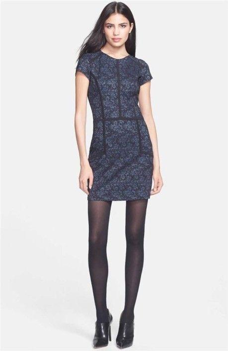 154fb0098780 Parker Dia Printed Cap-Sleeve Dress sz XS Extra Small $286 NWOT ...