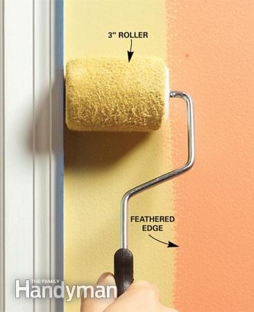 10 Interior House Painting Tips & Painting Techniques for the ...