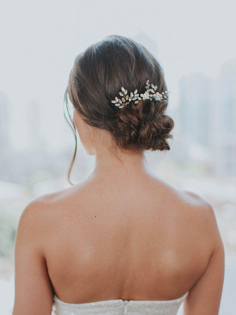 senna & liv hairpin set in 2019   hair   bridal hair pins