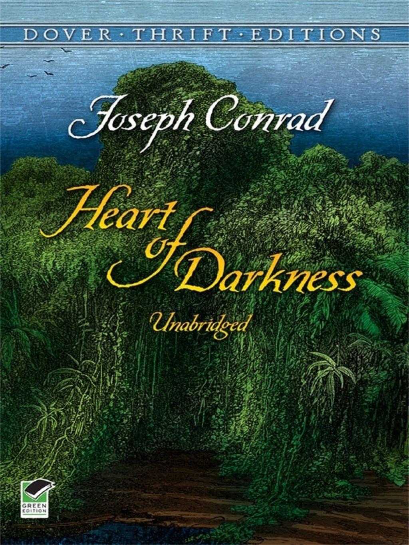 Heart of darkness ebook in 2019 short novels best