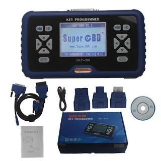 Chasen engineer for car diagnostic: Superobd SKP900 what work and not work?