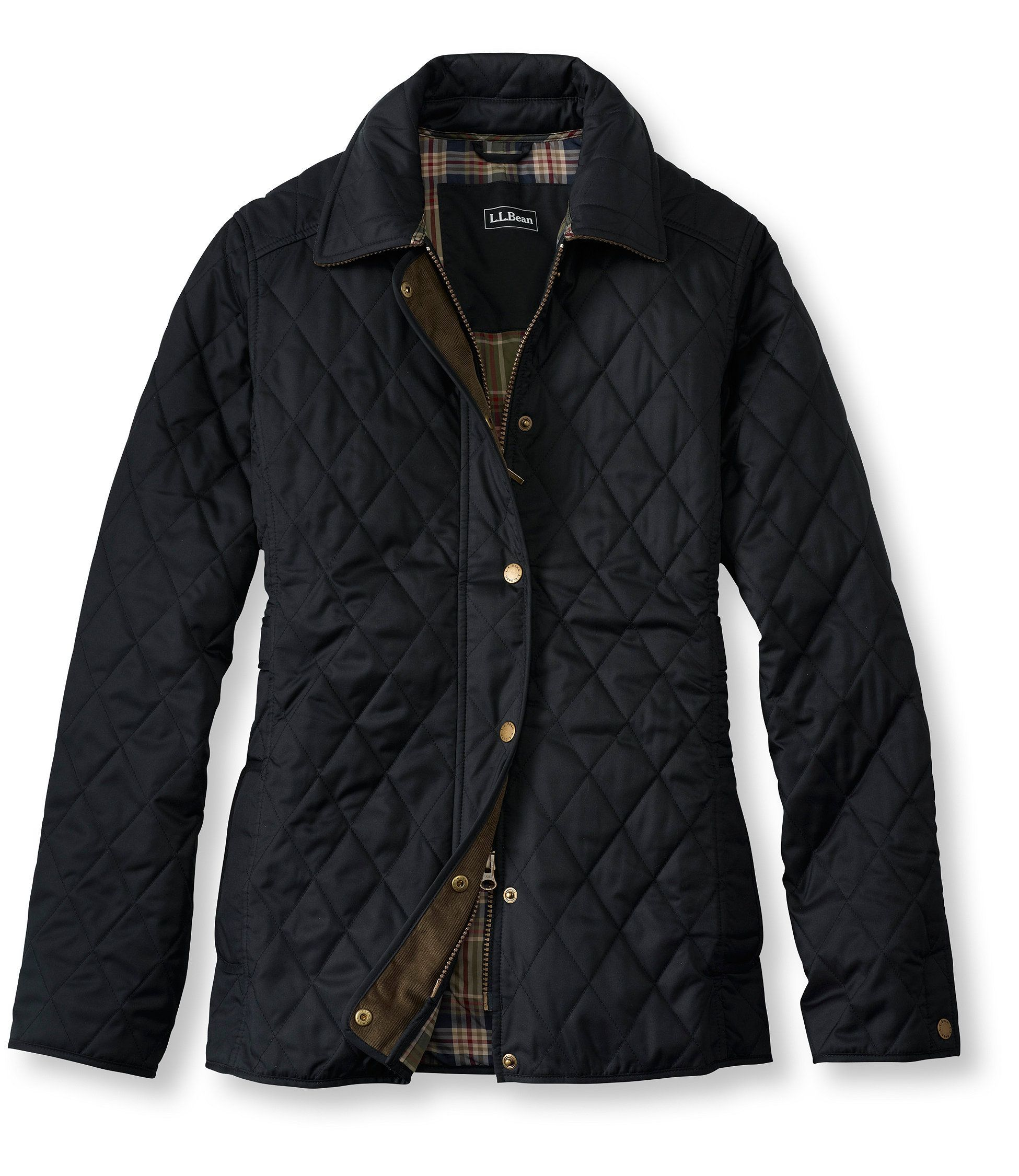 Mens quilted jacket next - My Favorite Fall Jacket Riding Jacket L L Bean