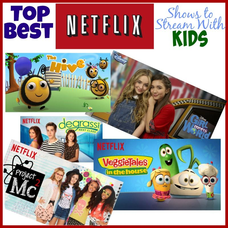 Top Best Netflix Shows to Stream With Kids StreamTeam