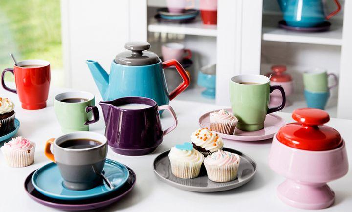 Sagaform POP Side Plate or Mug by: Sagaform - Huset-Shop.com | Your