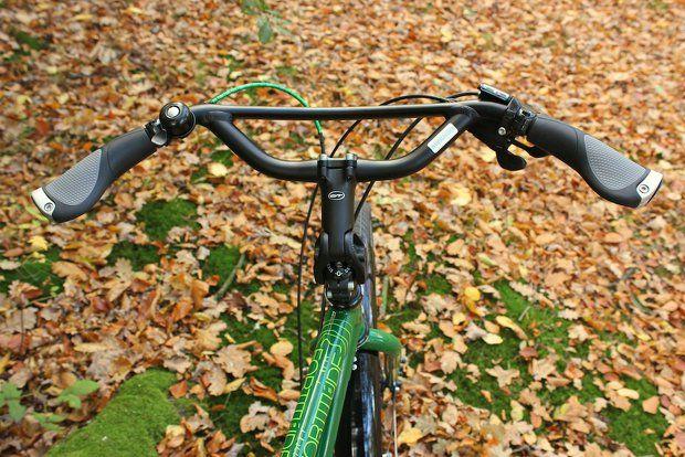 Ergotec Boomerang Handlebar Review Handlebar Boomerang Bicycle