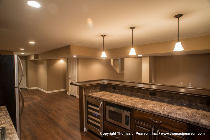 Indianapolis Remodeling Contractor | Thomas J Pearson, Inc. :: Zionsville  Kitchen And Basement