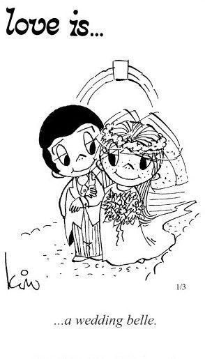 a wedding belle