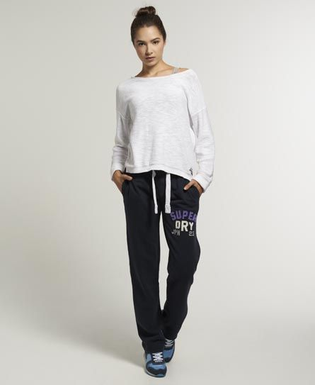Clothes · Superdry Hockey Joggers - Women's Sweatpants