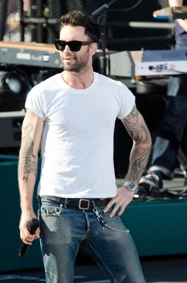 Adam Levine Oh Yes He Is Very Pretty But That S Not Why I
