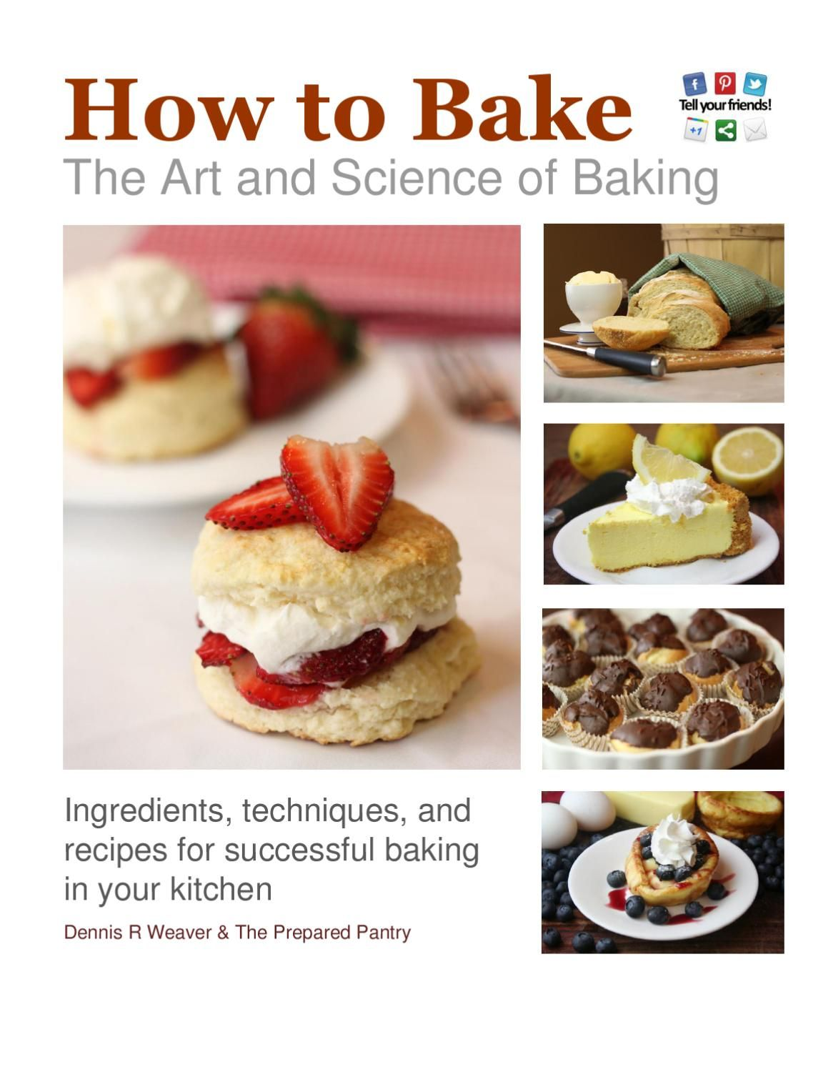 How to Bake: The Art and Science of Baking_Complete