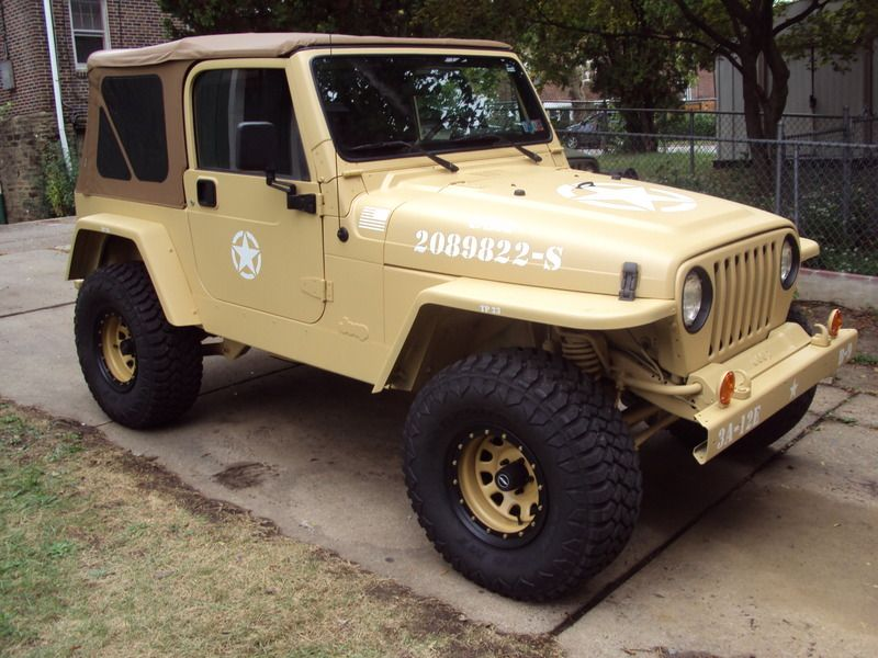 The modern Jeep Wrangler Military Theme Picture Thread - Page 5 - Jeep Wrangler Forum