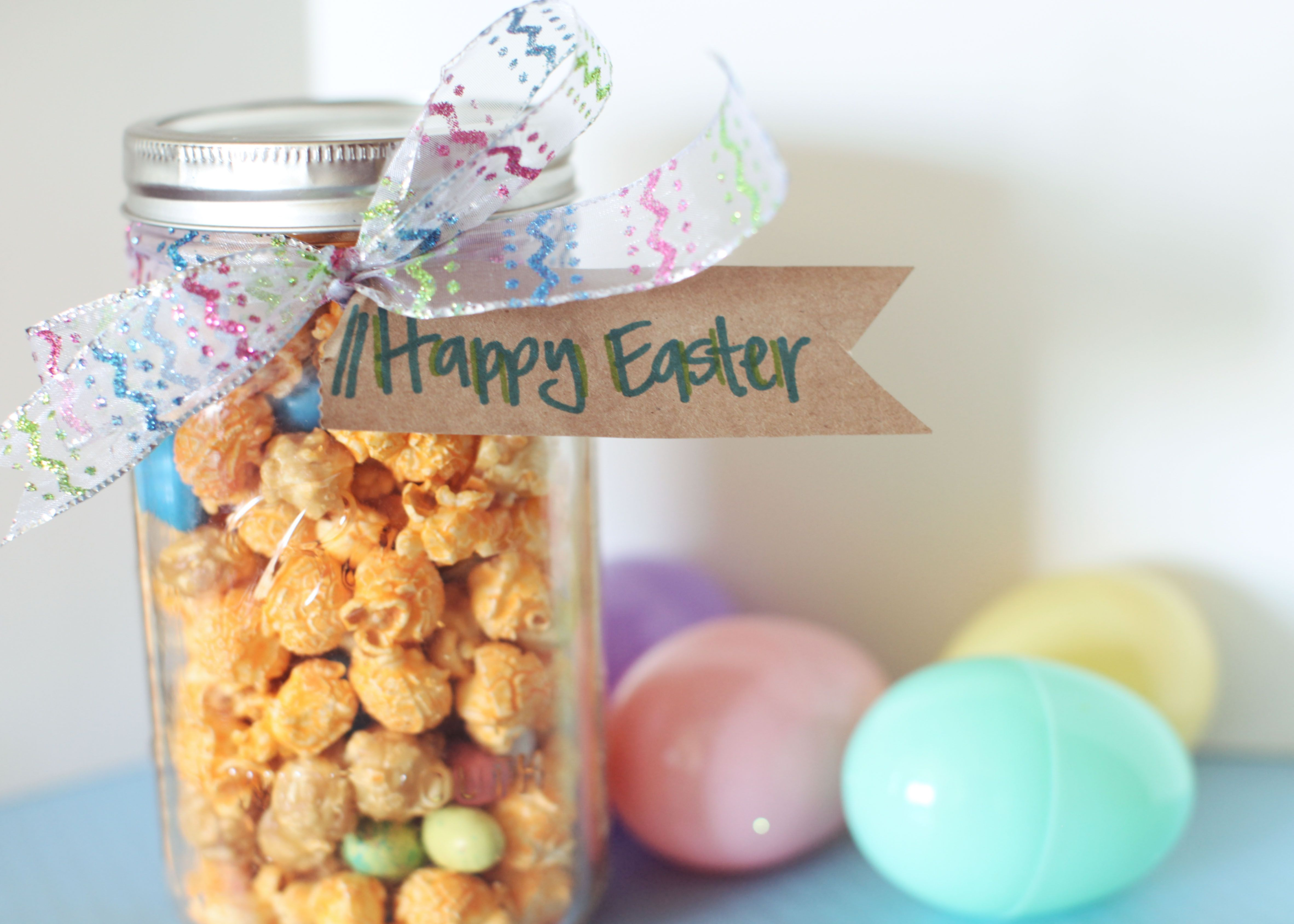 5 minute easter gift in a jar gifts in a jar pinterest jar 5 minute easter gift in a jar negle Image collections