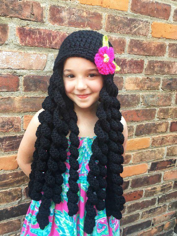Crochet Moana Hat f4b80f64d72