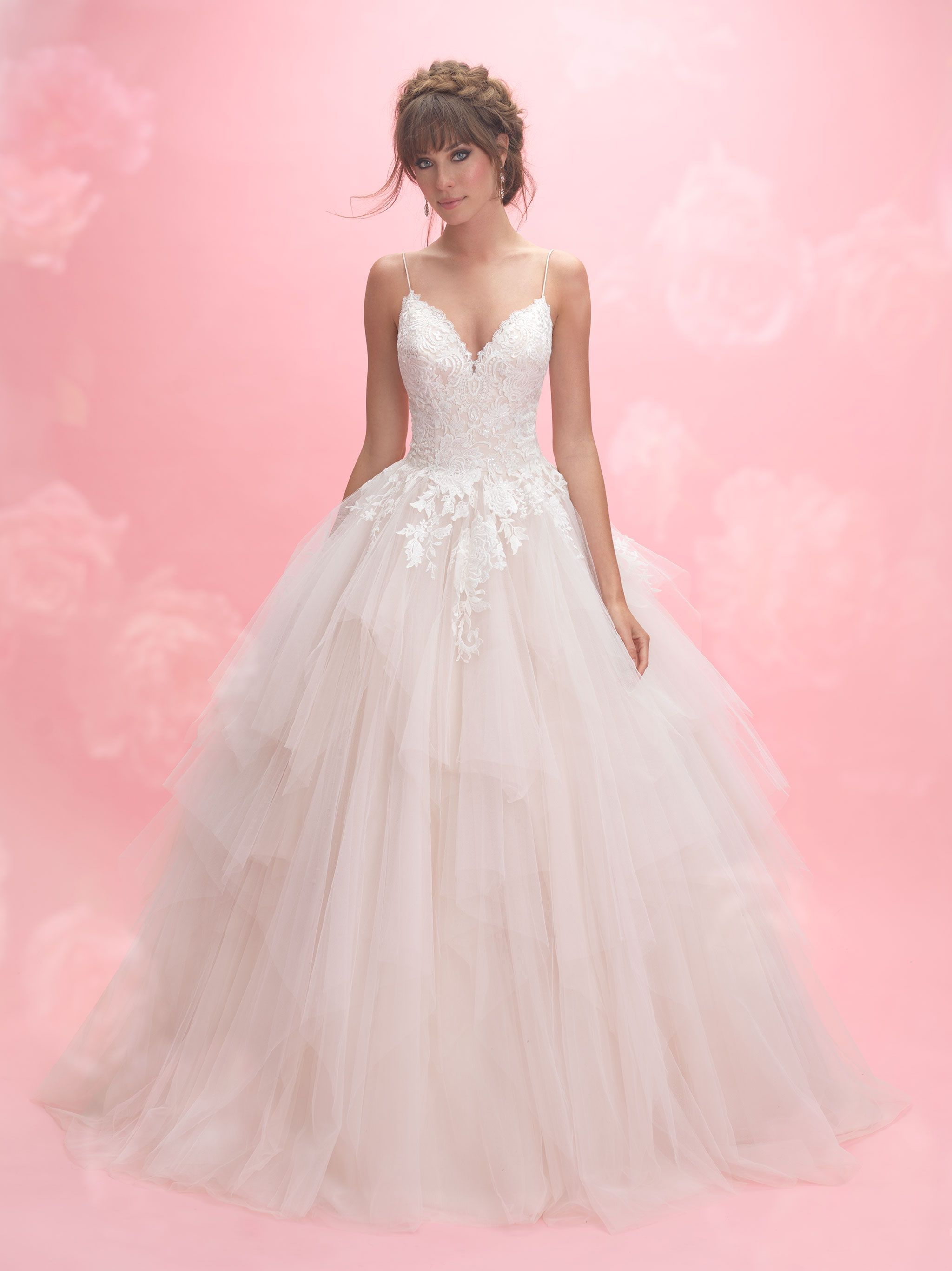 Allure 3067 now at the Bridal Collections, Spokane Wa www ...