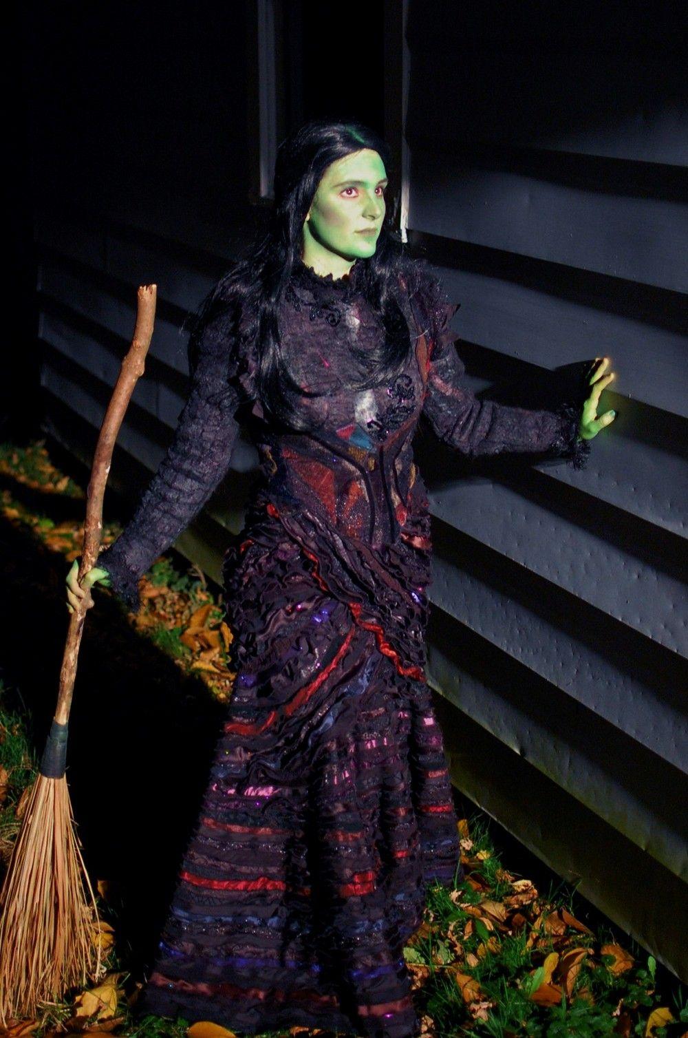 Makeup Halloween Man