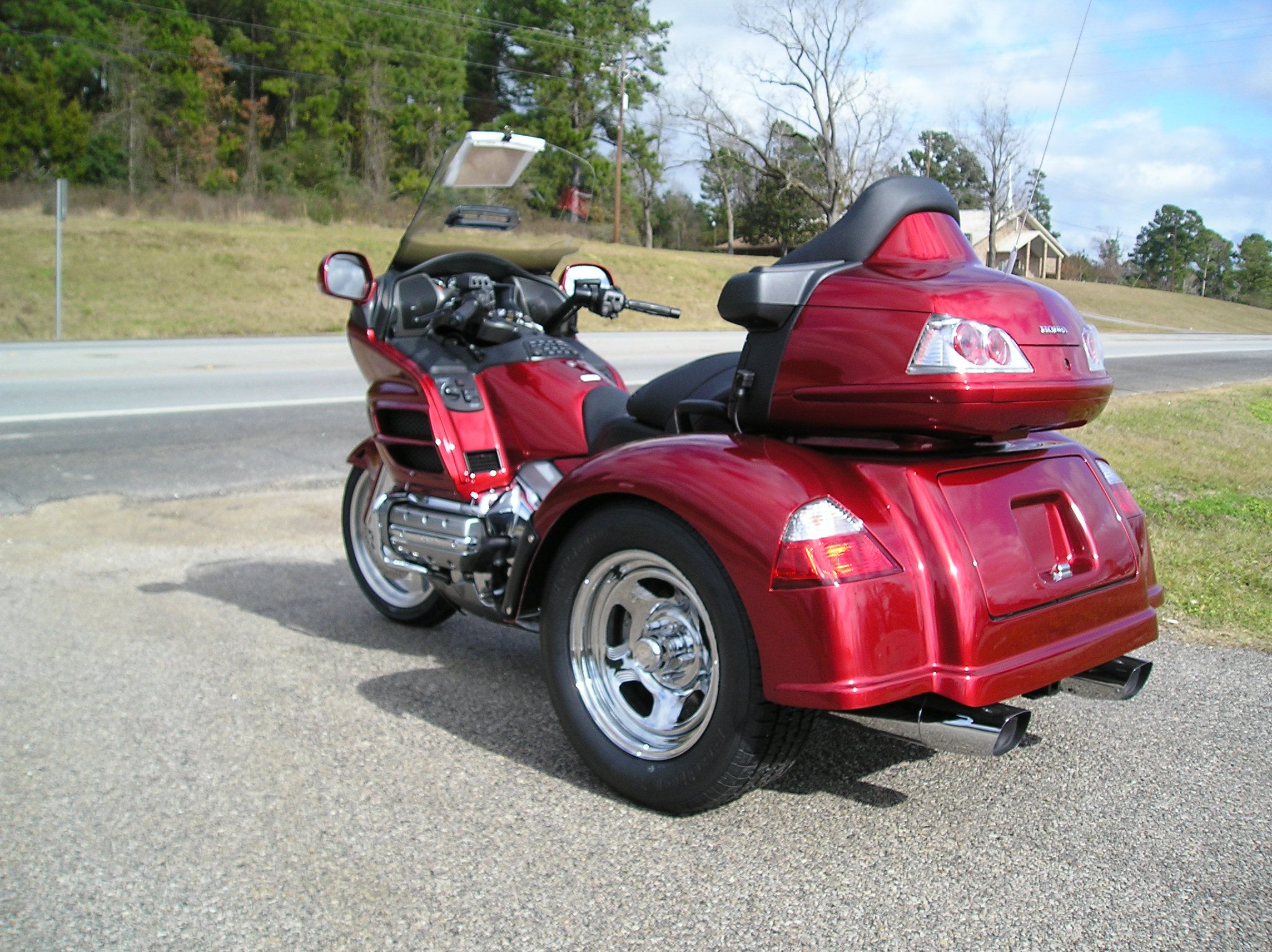 trike youtube goldwing for used watch motorcycle honda sale
