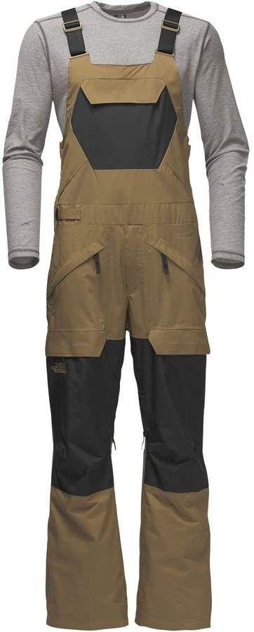 The North Face Rarig Bib Pant Men S Mens Pants Mens Ski Pants Ski Pants