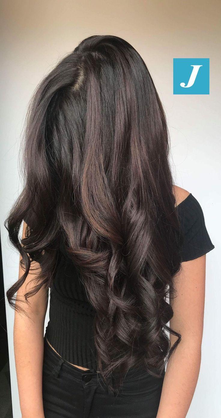 Balayage Braune Haare