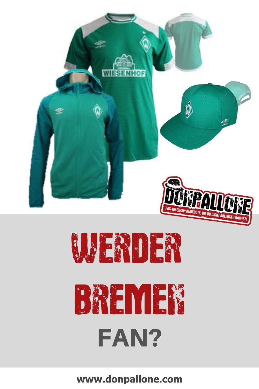 Entdecke tolle Werder Bremen Fanartikel zu günstigen Preisen