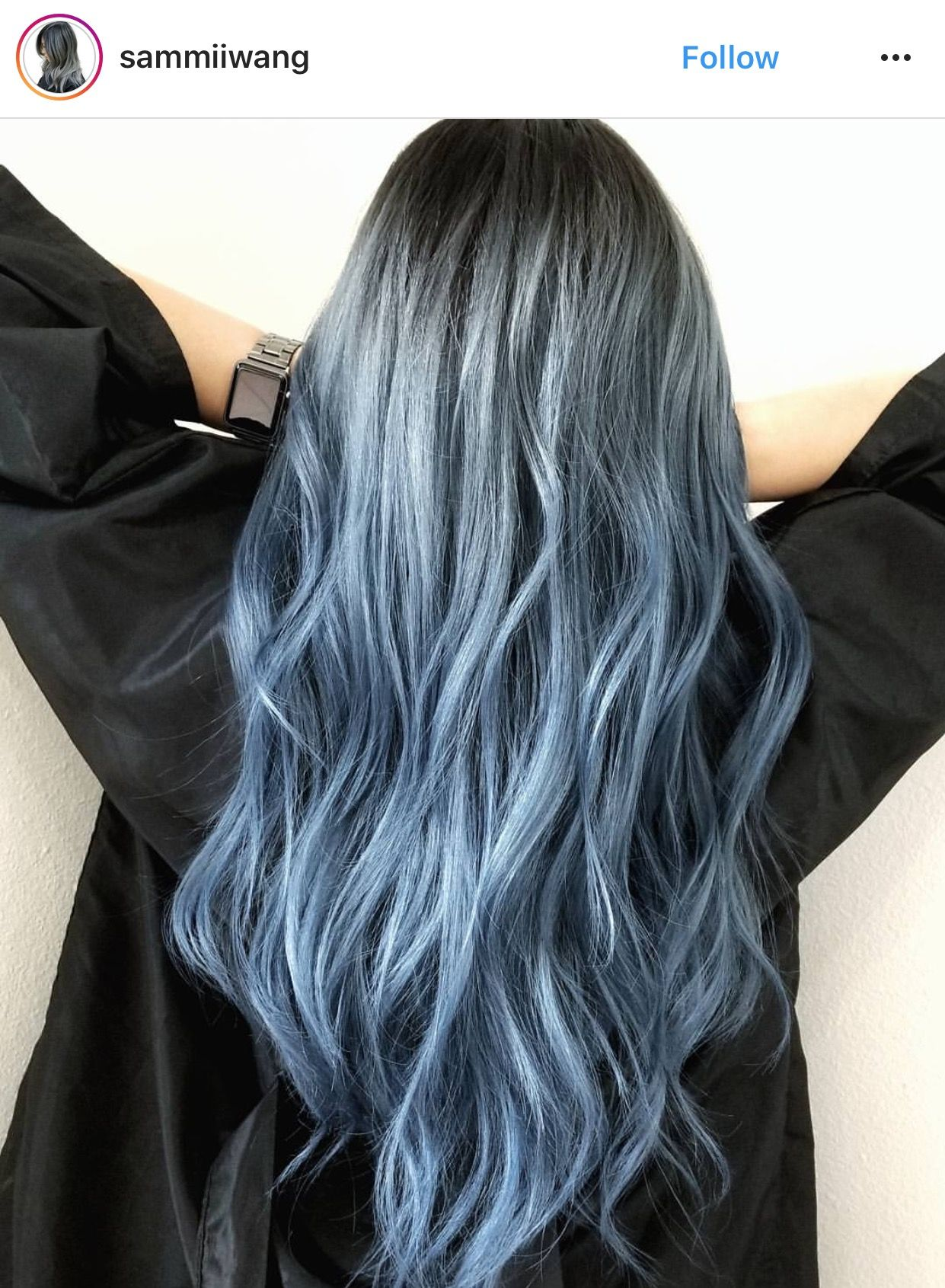 Pin By Talia Pena On Hair Ideas Pretty Hair Color Dyed Hair