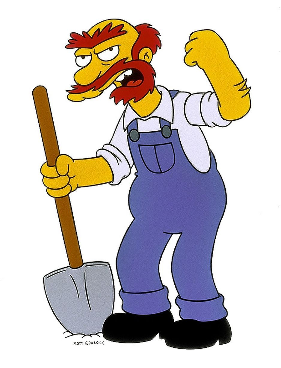 Groundskeeper Willie is one of The Simpsons most-loved characters. The  Scots  fantastic one-liners have been making audiences chuckle for years 4c05e6c7b9fa