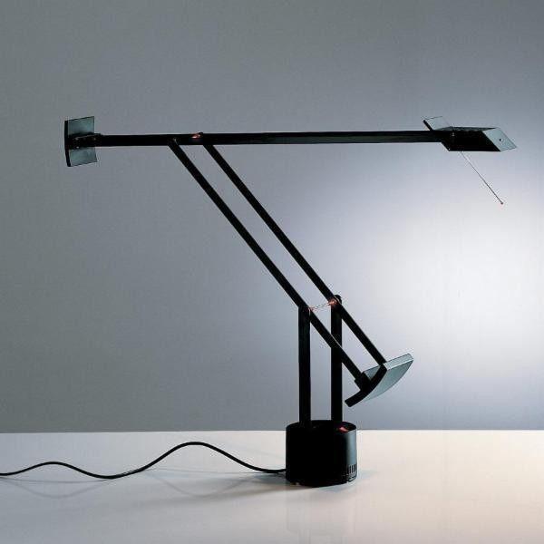 Artemide Tizio 35 Black In 2019 Halogen Desk Lamp Task