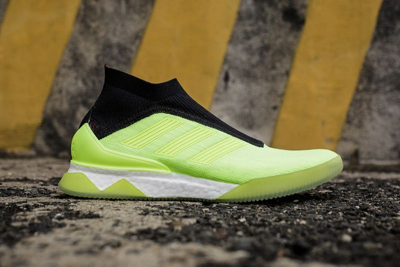 the latest 55fb0 11d5d adidas Predator Tango 18+ TR Gets Dipped in