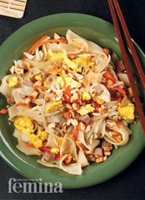 Resep Pad Thai Makanan Resep Makanan Masakan