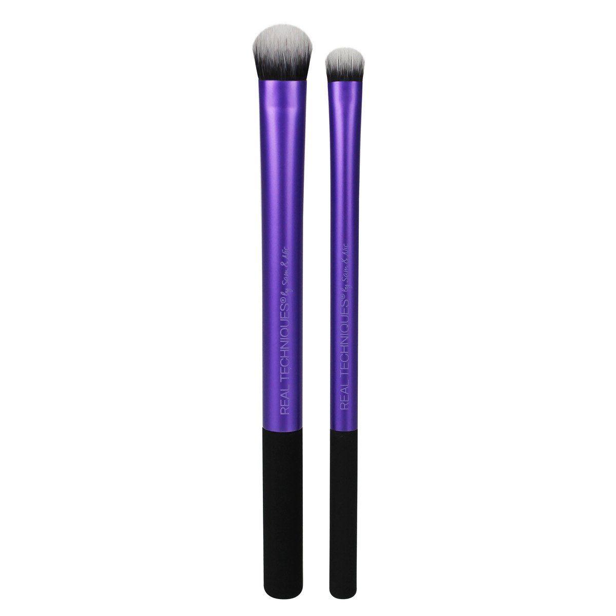 Instapop eye duo eye brushes eye makeup brushes real