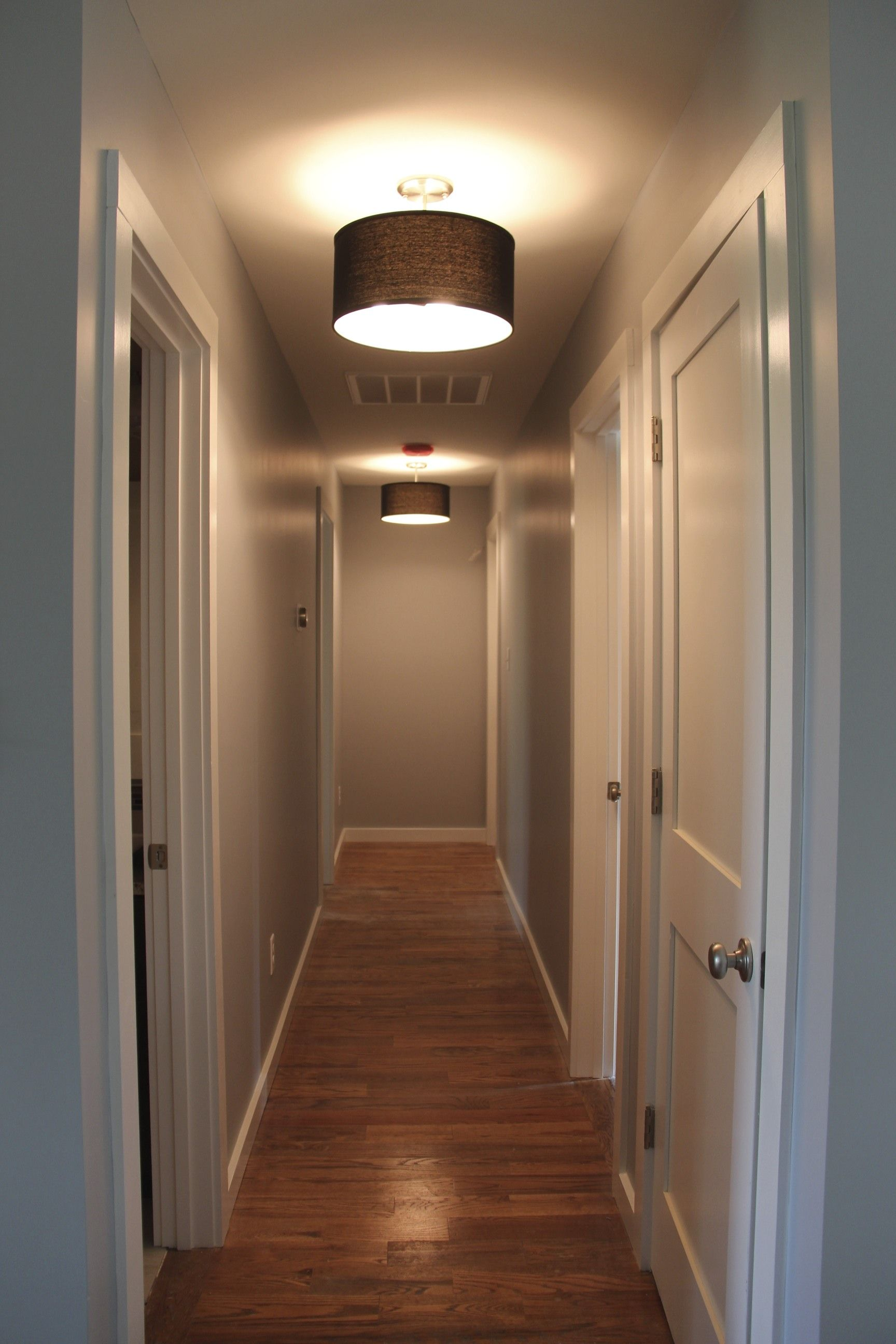 Inspiration Lighting 20 Flagrant Hallway Lighting For Wall And