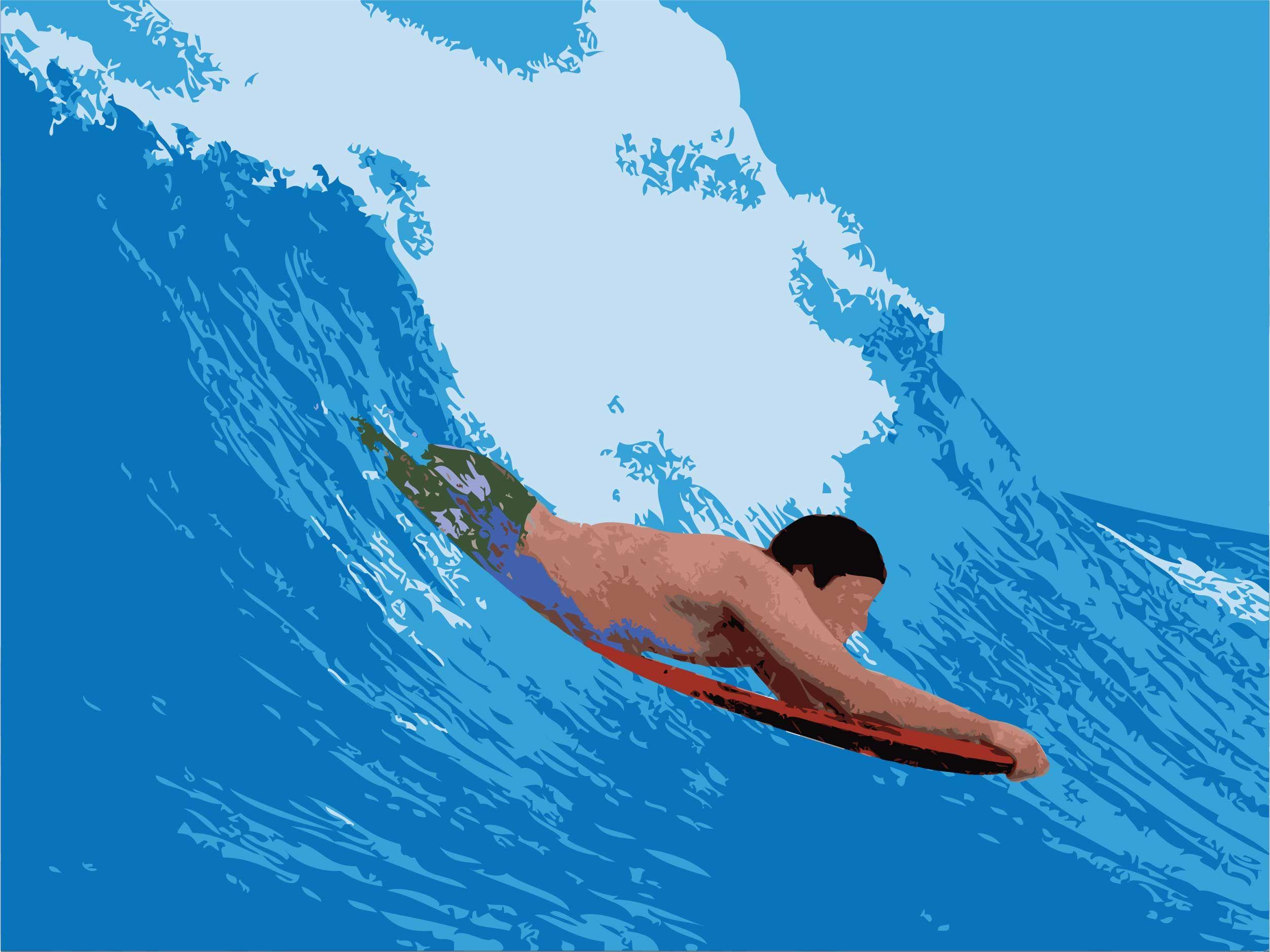 How To Boogie Board Boogie Boards Bodyboarding Surfing