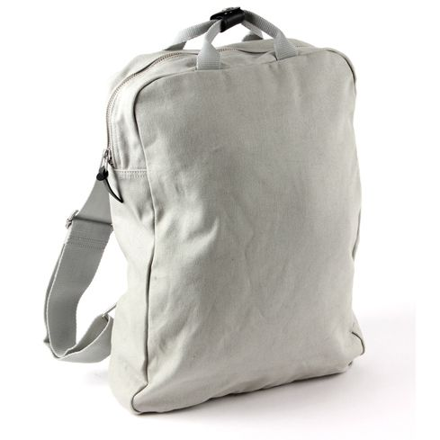 This grey backpack is perfect for...  backpacking