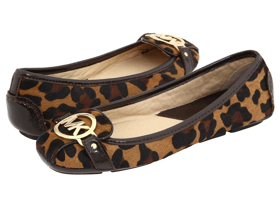 7d5a9e01d33e Love the cheetah print and of course Michael Kors flats!!