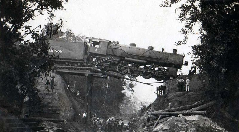 27 Images Of Steam Locomotives That You Don T Normally See