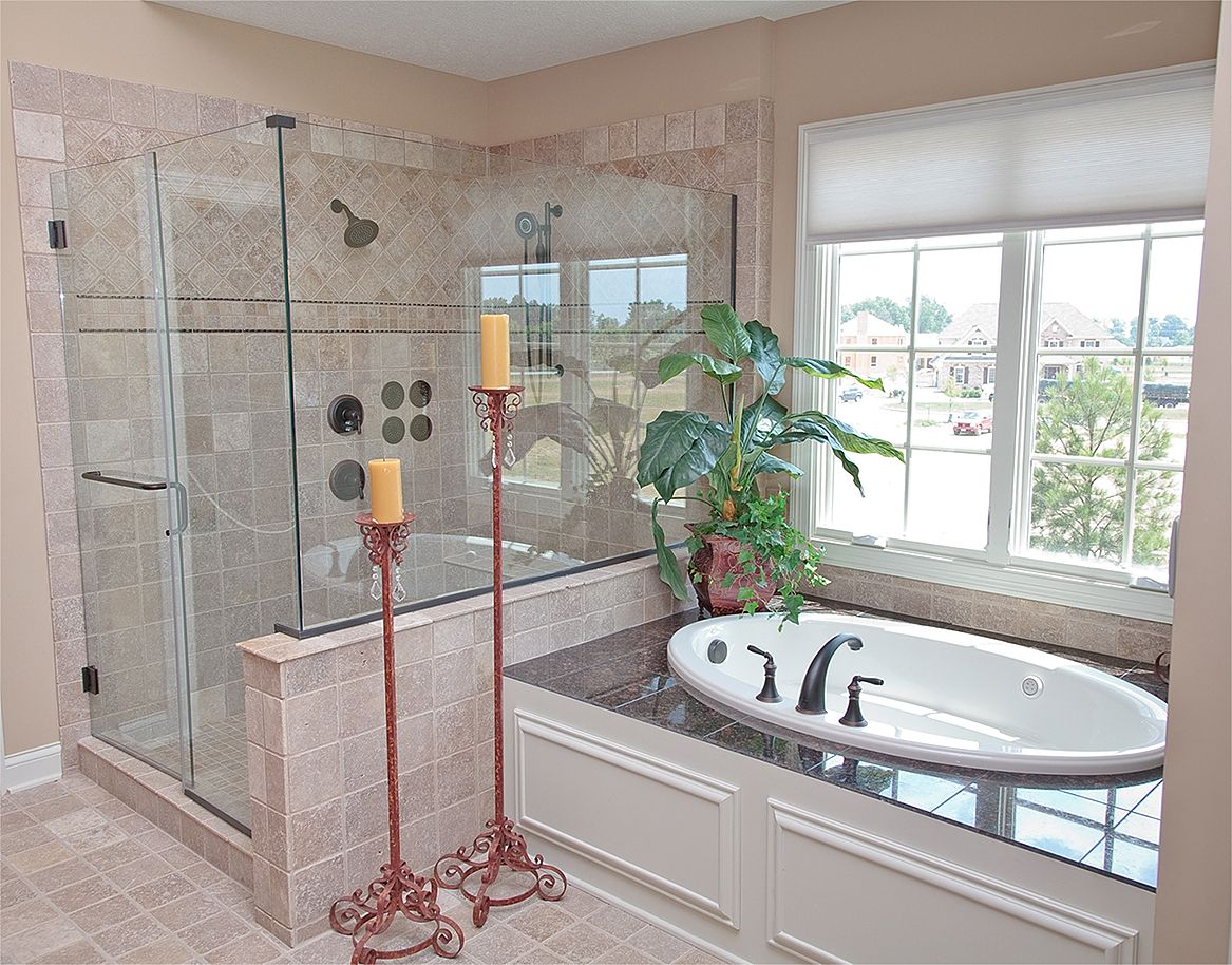 Extra Large Soaking Tubs | New Home Design Trends for 2011 | Livebetterbydesign's Blog