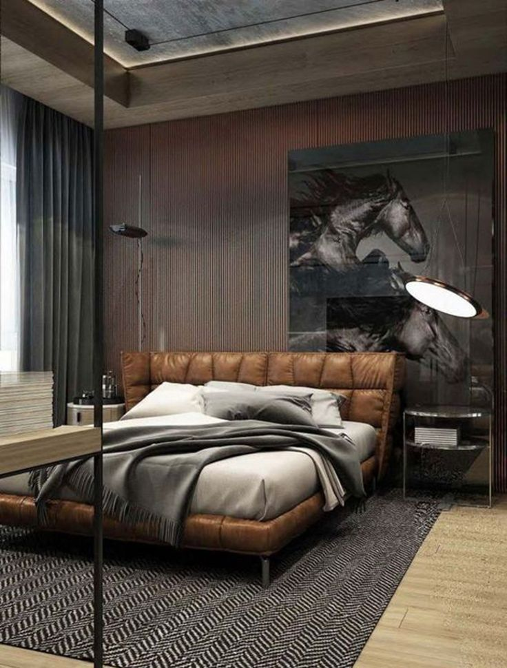 10 Masculine Bedroom Ideas Most Elegant And Beautiful Masculine Bedroom Mens Bedroom Decor Mens Bedroom