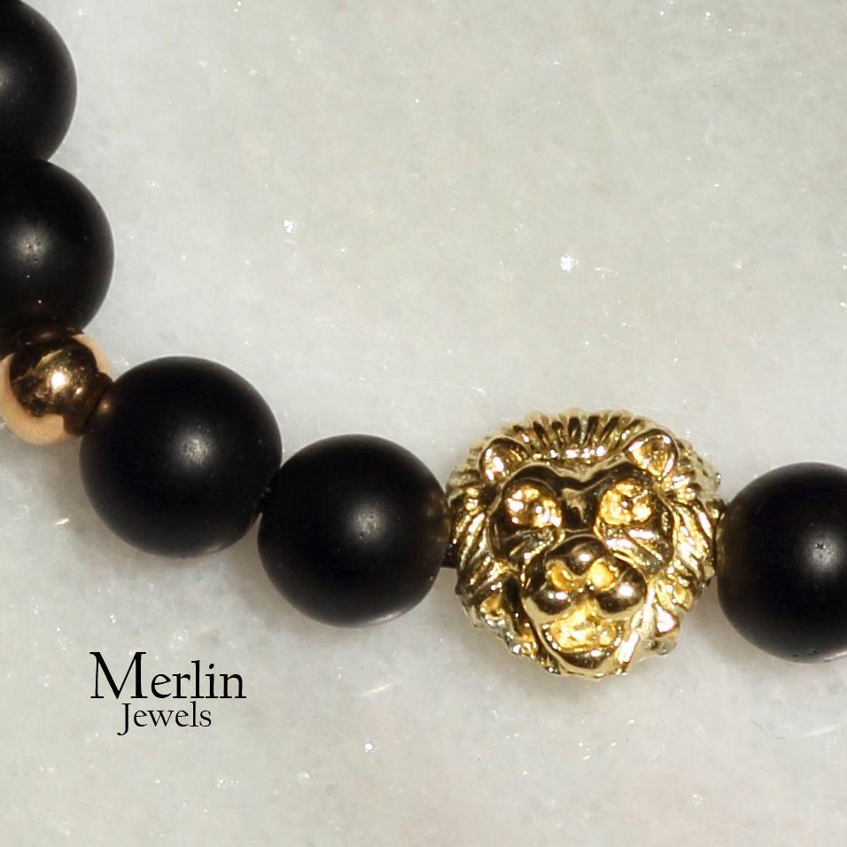 Leo leo bracelet black bracelet menus accessories menus