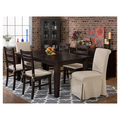 Pine Wood Floors Dining Tables Brown Dining Room Dining Table