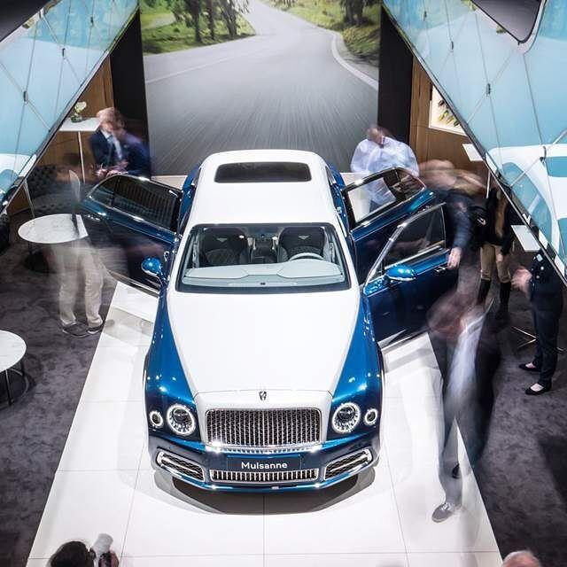 Bentley Motors Official (@bentleymotors) On Instagram