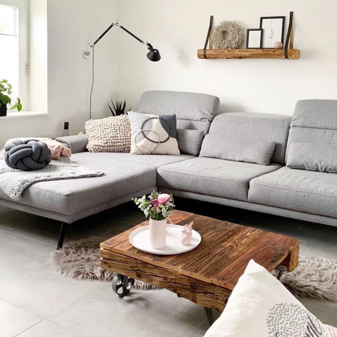 Echte Wohninspirationen Wohnzimmer Zuhause Gemutlich