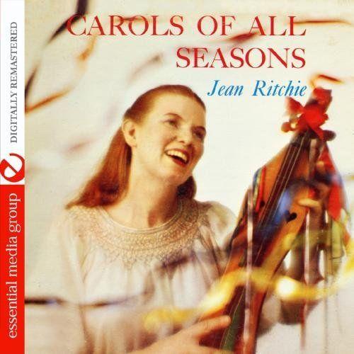 Jean Ritchie - Carols Of All Seasons, Grey