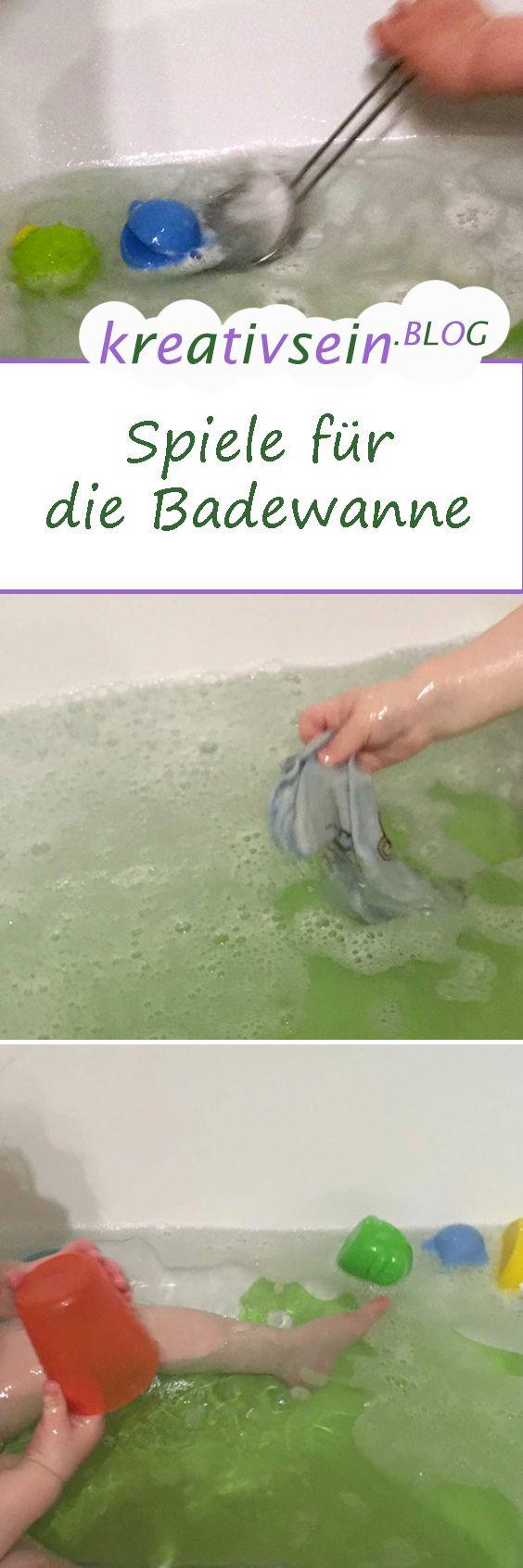 Badewannenspiele Mit Einjahrigen Mit Bildern Wanne Baden Spielideen Fur Kinder