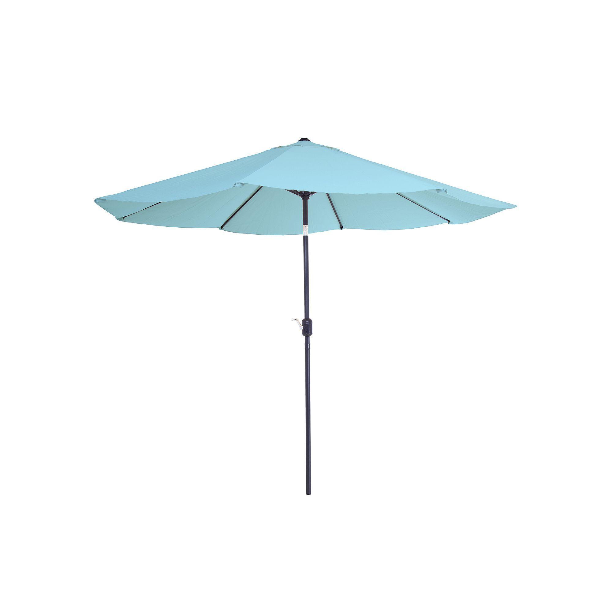 Navarro 10 ft Outdoor Patio Umbrella Green